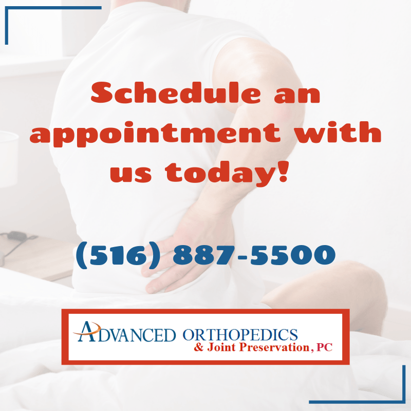 Schedule Appointment With Orthopedist Near Rockville Centre